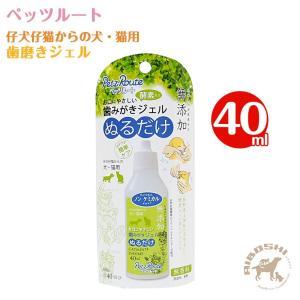 ペッツルート 歯磨きジェル(40ml)【配送区分:P】|aiboshi