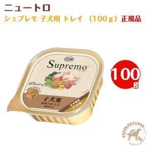 シュプレモ ウェットフード・カロリーケア 全犬種・子犬用(100g) 【配送区分:P】|aiboshi