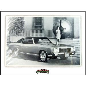 ヴィンテージフォト「'71 MONTE CARLO」 71年式モンテカルロローライダー写真|aicamu