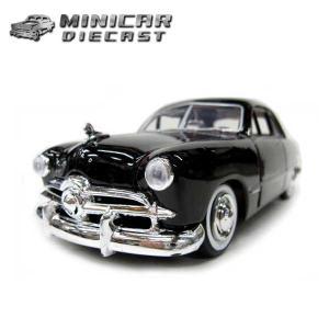ミニカー 1/24 箱入り 1949 FORD COUPE ...