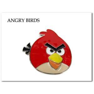 アングリーバードバックル(フェイス)ANGRY BIRD!ベルト交換用バックル単品|aicamu