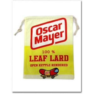 Oscar Mayerの巾着袋(Lサイズ)】 ホットドッグ オスカーメイヤー入園入学準備給食袋、体操服入れ|aicamu