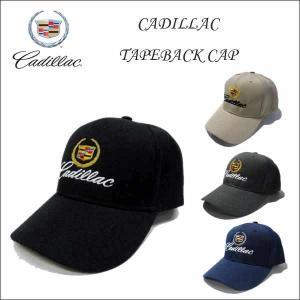 CADILLAC キャップ全5種類 アメリカ直輸入オシャレな帽子!キャデラック大人用 aicamu