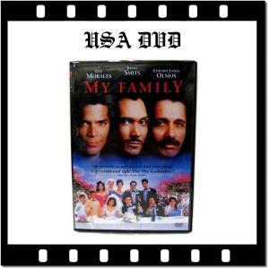 アメリカ輸入DVD【MY FAMILY】英語音声・字幕なし(リージョン1)マイファミリー チカーノDVD ネコポス発送可能|aicamu