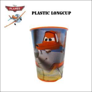 ディズニーピクサープレーンズ プラスチックロングカップ アメリカ直輸入キッズ ペン立て DISNEY PIXAR PLANES|aicamu