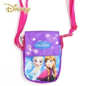 Disney アナと雪の女王 ポシェット(フタタイプ) ショルダーバッグ 子供用アナ雪 FROZEN...