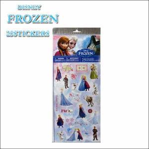 ディズニーアナと雪の女王 25ステッカーズ 25種類のシールDISNEY FROZENグッズ手紙プレゼントレターエルサオラフ輸入品 ネコポス発送可能|aicamu