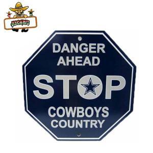 COWBOYS8角形サインプレート NFL Dallasカウボーイズ アメリカ直輸入|aicamu