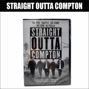 アメリカ輸入DVD【STRAIGHT OUTTA COMPTON】英語音声・字幕なし(リージョン1)DR.DRE ICECUBE EAZY-E ストレイトアウタコンプトン ギャング チカーノ N.W.A|aicamu