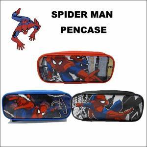 スパイダーマンのとってもかっこいいペンケースです。  大きめなのでペンケースとして使う以外に、ポーチ...