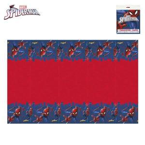 スパイダーマン #02ビニールテーブルクロス 137cm×243cm お誕生日 飾り パーティー|aicamu