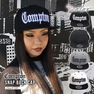 #05COMPTON スナップバックキャップ (バック刺繍入り/ホロシール)全3色コンプトン 大人サイズ CALIFORNIAカリフォルニア ローライダー ホットロッド帽子|aicamu