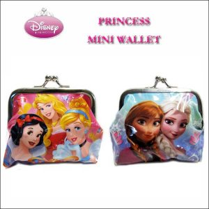 ディズニー がま口財布(プリンセス/アナと雪の女王) アナ雪|aicamu