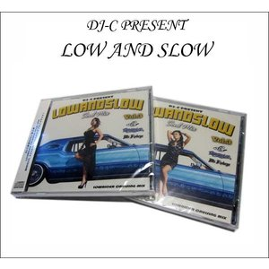 CD DJ-C PRESENT LOW AND SLOW Soul Mix 全24曲収録lowriderコンピレーションアルバム ネコポス発送可能