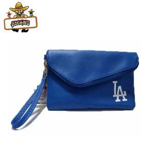 ロサンゼルスドジャース 2wayクラッチ&ショルダーバッグ MLB L.A DODGERS aicamu