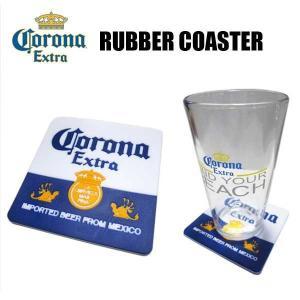 コロナエキストラ ラバーコースター CORONA EXTRA ビール メキシコ雑貨 アメリカ雑貨 インテリア飾り|aicamu