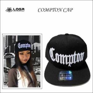 #50 COMPTON スナップバックキャップ (LEADER OF GENERATION) コンプトン 大人サイズ 帽子|aicamu