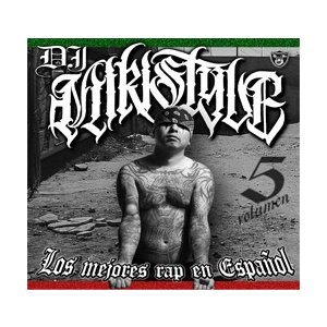 CD DJ MIKISTYLE LOS MEJORES RAP EN ESPANOL vol,5 BANDA RAP SPANISH RAP LATIN HIPHOPが聴きたい奴はこれを聴け 全37曲収録|aicamu