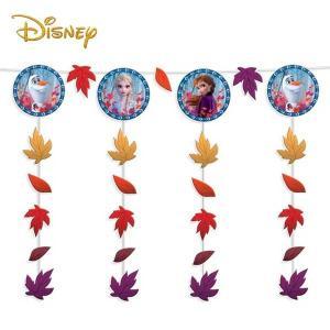 Disney アナと雪の女王2 バースデーバナーキット(オータム) FROZEN ガーランド パーティー飾り アナ エルサ 誕生日 aicamu