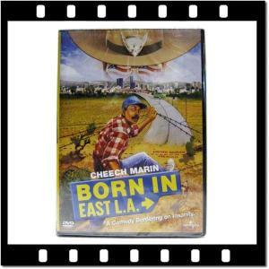 アメリカ輸入DVD【BORN IN EAST L.A.】英語音声・字幕なし(リージョン1)チーチ&チョン チーチマリン ボーンインイーストLA ネコポス発送可能|aicamu