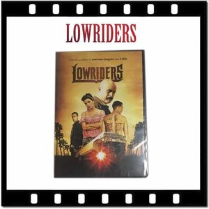 アメリカ輸入DVD【LOWRIDERS】英語音声のみ・日本語字幕なし(リージョン1) 映画ローライダーズ チカーノギャング チカーノ|aicamu