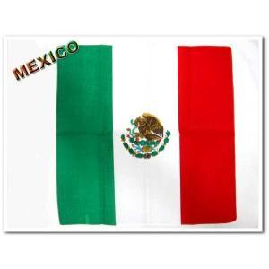 メキシコ国旗柄バンダナ MEXICO チカーナチカーノギャングスタイル★ネコポス発送可能★|aicamu
