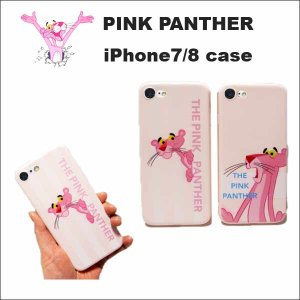ピンクパンサーiPhoneケース iphone7/iphone8(ソフトケース) PINKPANTHER|aicamu