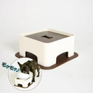 犬用テーブル わんテーブル 食事をもっと快適に!  ハリオグラス テーブル 犬用品 猫用品 ペット用...