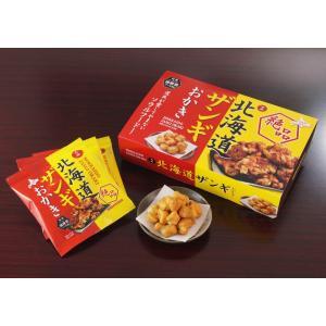 北海道ザンギおかき 6PBOX(12g×6袋)【北海道のお土産に!】|aichifoods