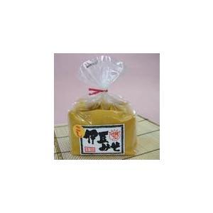 富士箱根の湧水使用。糀の粒が残らない白みそ【伊豆みそ白】生詰こしみそ1kgx10袋入り価格(0101001)伊豆フェルメンテ|aida-sangyo