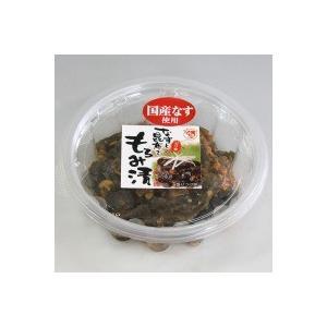 あとひく美味しさ!国産茄子使用 なすと昆布でもろみ漬1個130g 1箱12個入り(0213132k)伊豆フェルメンテ|aida-sangyo