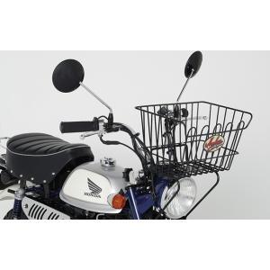 ホンダバイク モンキー用 純正フロントバスケット(品番08103-16550)|aida-sangyo
