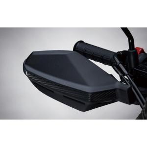 ホンダバイク CRF250L/CRF250M用ナックルガード 左右セット(08P70-KZZ-D20)|aida-sangyo