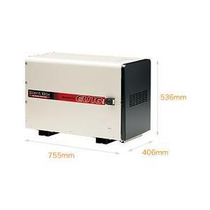ホンダ発電機EU9iJN1・EU9iJN3(品番11633)/EU16iJN3(品番11634)専用防音ボックス|aida-sangyo