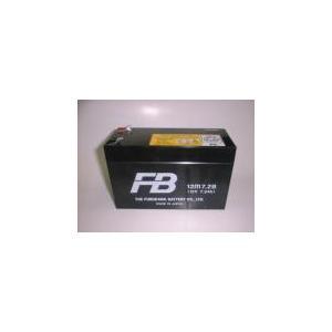 12m7.2B(12m6.5)12V7.2Ah密閉形制御弁式鉛蓄電池・古河電池|aida-sangyo