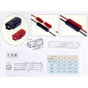 パワーポールコネクター10個入り/赤・黒/180A/1380G3・1380G1・seiwa|aida-sangyo