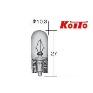 自動車用電球 12V 1.7W 1箱10個入り価格(品番1589)小糸製作所(hita)|aida-sangyo