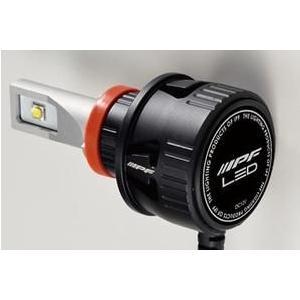 LED H11 12V20Wヘッドランプコンバージョンキット2個入り6500K(301HLB)IPF(emp)|aida-sangyo