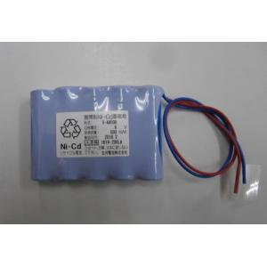 非常電源用密閉形ニッケル・カドミウム蓄電池/6V500mA(5-AA500)古河電池|aida-sangyo