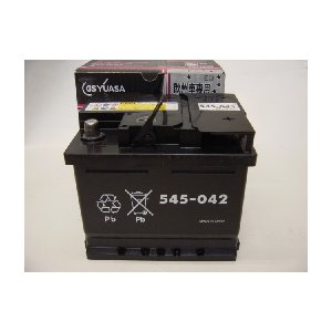 EU-545-042 GSユアサバッテリー|aida-sangyo