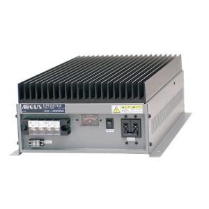アップバータ入力電圧DC24V⇒出力電圧DC12V2100W(AG-3003SU)argus|aida-sangyo