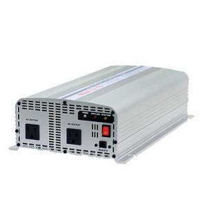 ・正弦波インバーターDC24V⇒AC100V・900W(品番AS1000-24V)argus|aida-sangyo