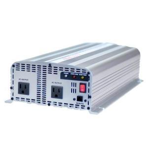 正弦波インバーターDC24V⇒AC100V1300W(AS1500-24V)argus|aida-sangyo