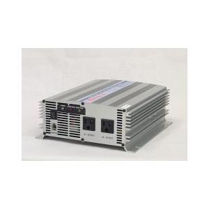 DC24V⇒AC100V・560W(50/60Hz)正弦波インバーター(品番ASA600-24V)(argus)|aida-sangyo