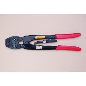 圧着工具・丸型端子用圧着範囲:2.00mm〜5.50mm(品番BL-255)日立オート|aida-sangyo