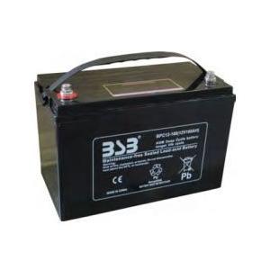 BPC12-100(12V/100AH)CSBディープサイクルバッテリー(naka)|aida-sangyo