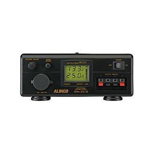 アルインコ入力電源AC100V/出力電圧 DC5〜15V連続出力25A PSE規格適合、汎用安定化電源(DM-331D)aiko|aida-sangyo