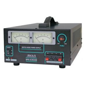スイッチング直流安定化電源 AC100V⇒DC10〜30V可変/電流連続:30A(DPS-A3024H)(旧SS-606H)アーガス|aida-sangyo