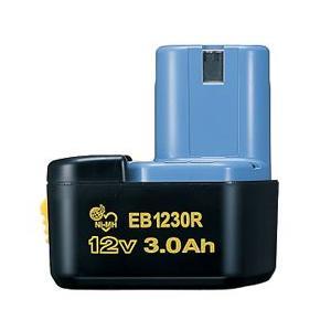 EB1233X(EB1230R/EB1220HS/EB1220RS/EB1230H/EB1230HL)12V3.3Ahニッケル水素電池(冷却対応)日立電動工具(kyoe)|aida-sangyo