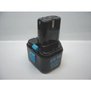 EB9B(9.6V/2Ah)(EB9/EB914S/EB912S/EB9S/FEB9S)日立電動工具用電池(kyoe)|aida-sangyo